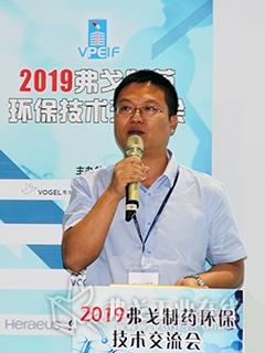 李佳升 北京长峰金鼎科技有限公司销售支持部经理