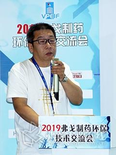 王军珲 河北莫兰斯环境科技股份有限公司环保装备事业部副总工程师