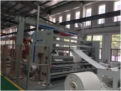 中南智能:纺织类布卷机器人自动化收卷存储系统