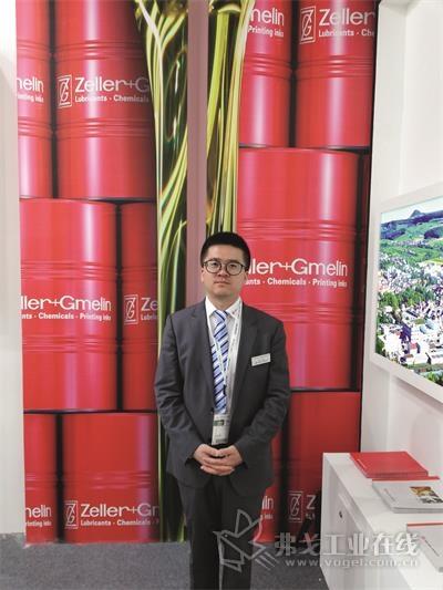 德杰(苏州)油品科技有限公司全国销售经理张欣先生