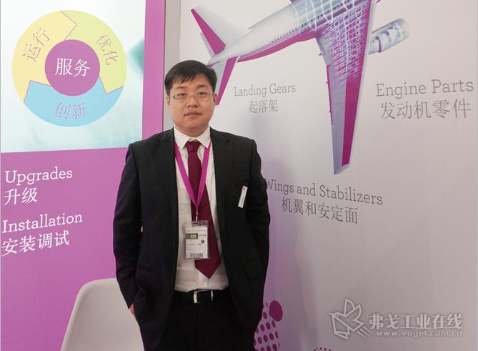上海法孚自动化成套设备有限公司项目经理赵光宇先生
