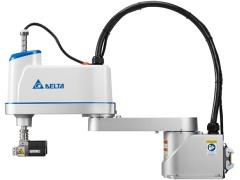 台达:SCARA工业机器人DRS60L3五轴机系列