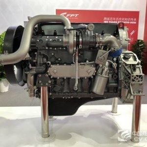 菲亚特动力向中国市场推出Cursor13天然气国六发动机