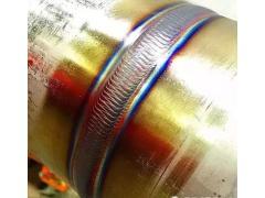 怎样焊出不同颜色的氩弧焊焊缝呢?