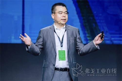 施耐德电气高级副总裁、能效管理低压业务中国区负责人李瑞