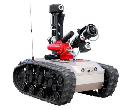 RXR-MC80JD,防爆消防灭火侦察机器人