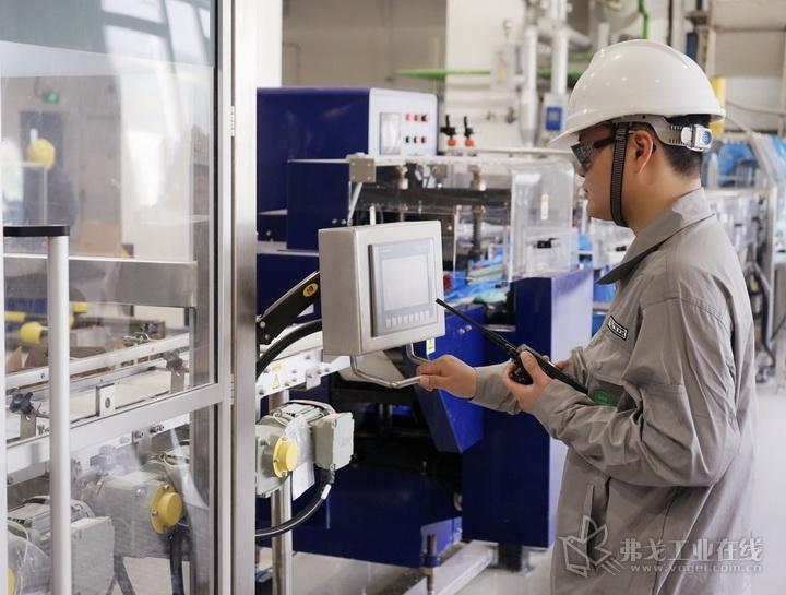 瓦克张家港生产基地