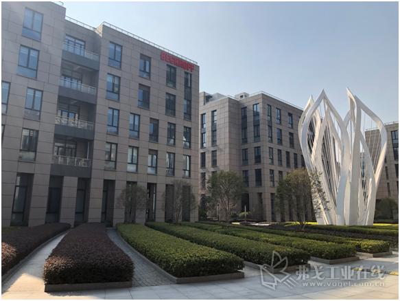 倍福中国上海总部大楼