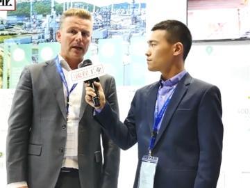 采访必维集团,大宗商品、工业与设施事业部运营总监Emmanuel Danion