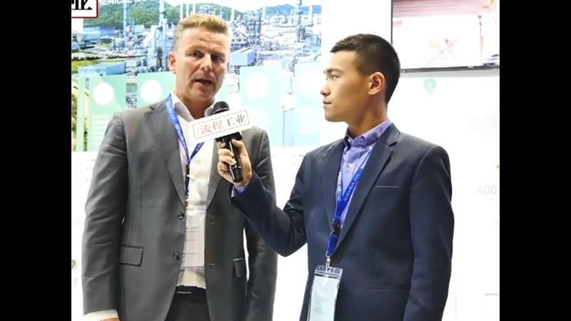 采访必维集团,大宗商品、工业与设施事业部运营总监Emmanuel Danion.mp4