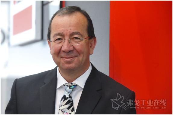 EPLAN全球董事总经理Haluk Menderes先生