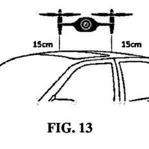宝马申请无人机洗车系统专利 可清洁自动驾驶汽车传感器
