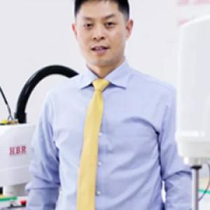 蒋凯先生 广东凯宝机器人科技有限公司总经理
