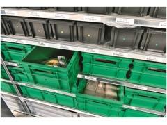 模块化欧标塑料周转箱