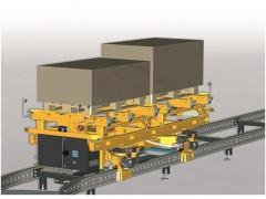 电动地面运输系统EBB
