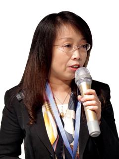 艾默生流体控制和气动业务中国区销售副总裁王丽军 女士