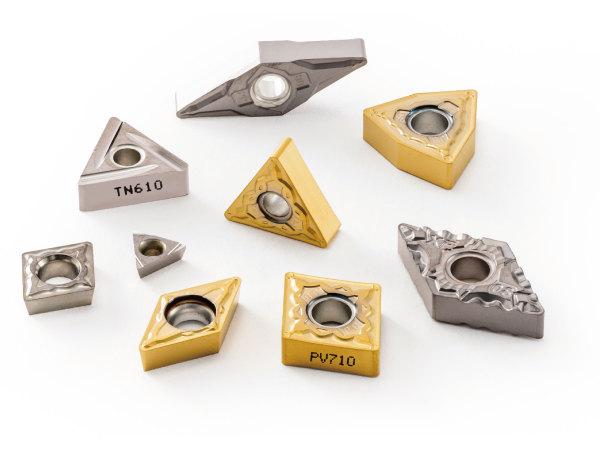 混合金属陶瓷 TN620/PV720 TN610/PV710