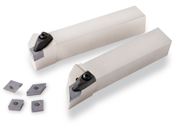 高硬度材加工用 带断屑槽CBN H断屑槽 系列
