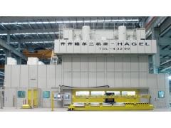 国产高端多工位自动冲压生产线助力汽车工业智能发展