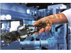 当人和机器人一起安全工作时