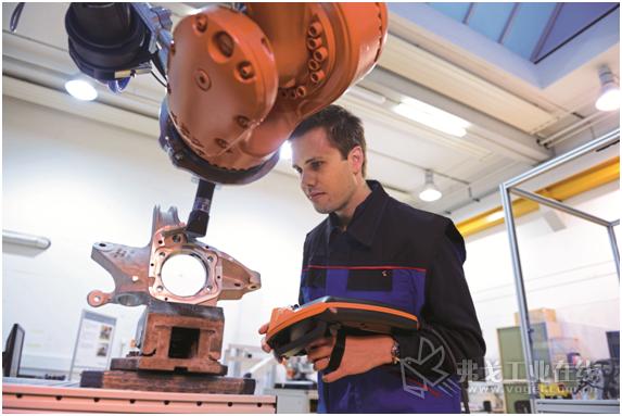 图2 在专家的专业工具和技术咨询帮助下利用MRK协作机器人为企业盈利