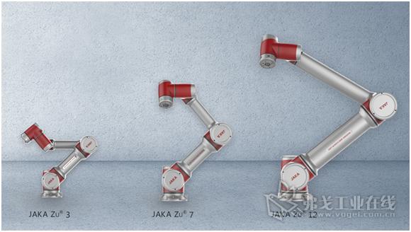 图2节卡小助协作机器人
