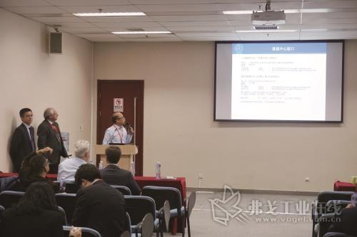 在本次研讨会上,马波斯公司的专家分享了全方位 服务计划——MARPOSS CARE