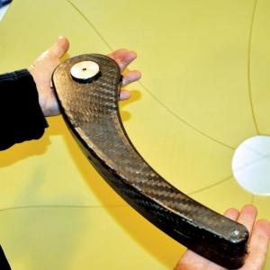中空结构的复合材料部件已经可以做出来了