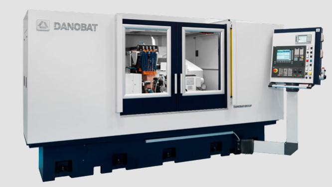 达诺巴特CG / PG - 外圆磨床 高产能磨床