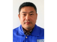 He Baofeng, General Manager of Yantai Moon Energy-saving Tec