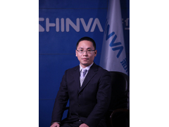 Fu Peishun, Product manager of Shandong Xinhua Medical Instr