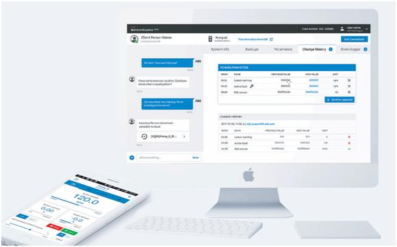 ABB Ability™ 传动数字化远程协助工具 Remote Express
