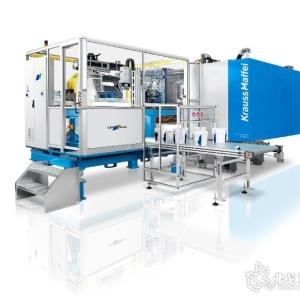 专用于更大的包装和物流应用:新的克劳斯玛菲GX 1100注塑机