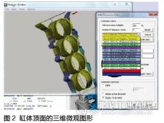 提升缸体顶面轮廓度过程能力的研究