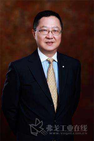 拉芈那科技集团北亚区总裁 蒋文德先生