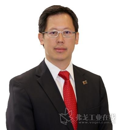 春保森拉天时集团执行董事吴明彰先生