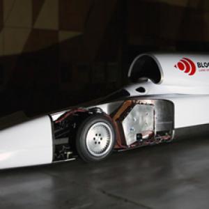 Bloodhound超音速汽车10月将在非洲测试 时速目标为800公里