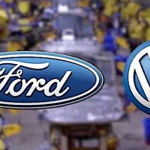 福特将与大众在自动驾驶及电动汽车领域加强全球合作