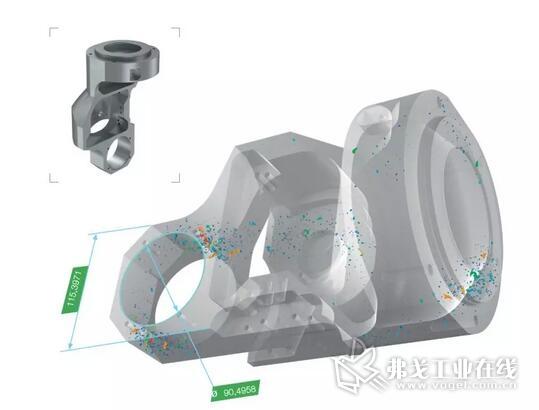 金属壳体的尺寸稳定性及缩孔分析