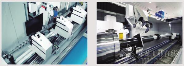 达诺巴特WT- 外圆磨床 砂轮架移动式万能重型磨床