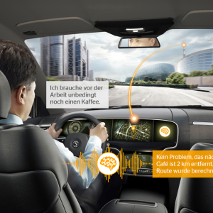智能语音助手:大陆集团开发车用自适应声控数字伴侣
