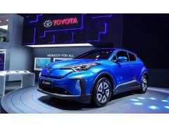 比亚迪与丰田官宣共同开发电动车,2025年前投放中国市场