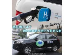路往哪走?国内氢燃料电池汽车趋势探析