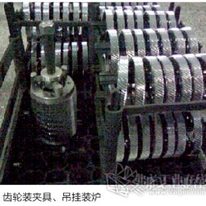某微车变速器齿轮热处理的质量控制