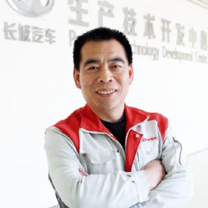 杨丁丁先生 长城汽车股份有限公司生产技术开发中心副总经理