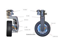 Protean推出可360度转向轮毂电机模块