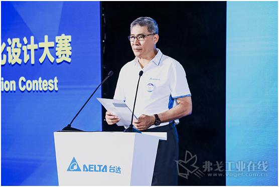 台达董事长海英俊表示,建设新型智慧城市、推动社会经济、人文环境发展,人才是关键。