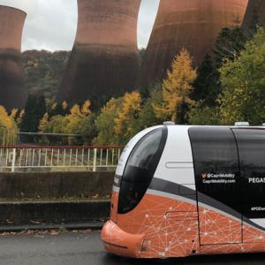 SMLL建伦敦首条真实城市环境自动驾驶汽车测试路线