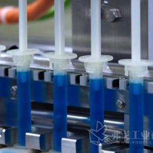 用于Brand瓶口分液器中的巴鲁夫MICROmote®光电传感器
