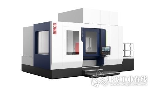 全新一代UMILL 1500 — 5軸加工中心
